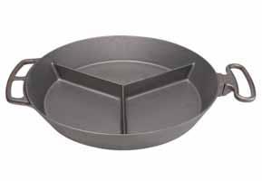 velkoojemová titanová pánev SKK 80 cm 3 díly